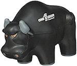 Wall Street Bull Stress Balls